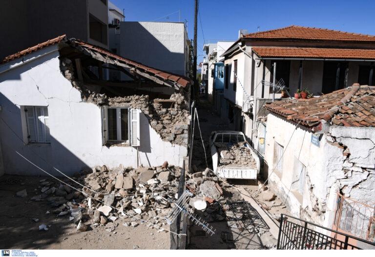 Ελλάδα…η χώρα στην οποία μπορείς να πεθάνεις ασφαλής φορώντας μάσκα…από πτώση τοίχου