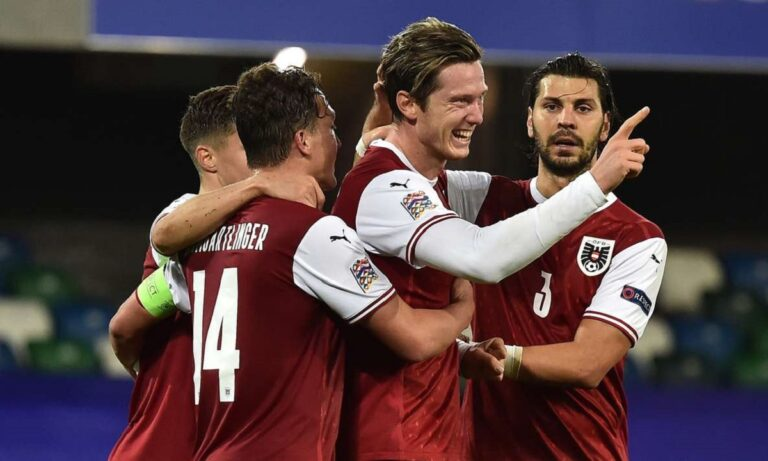 Nations League: Στην κορυφή Ρωσία και Σκωτία, μεγάλο διπλό για Αυστρία (vids)
