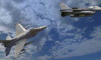Ελληνοτουρκικά - Παραβιάσεις: Οι Έλληνες πιλότοι... πλάκωσαν τους Τούρκους στις εμπλοκές!