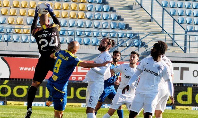 Αστέρας Τρίπολης – ΟΦΗ 1-0: Στην τετράδα με Μπαράλες (vid)