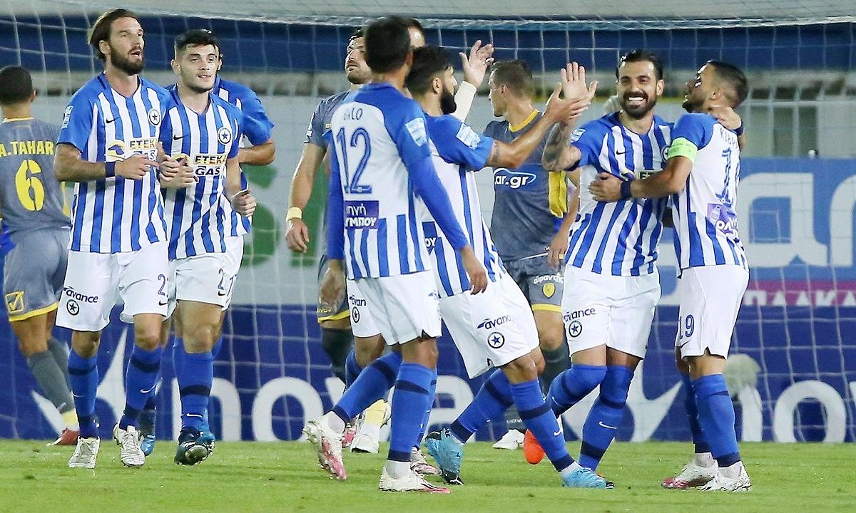 Ατρόμητος – Παναιτωλικός 2-0: Επέστρεψε στις νίκες με Μανούσο (vid)