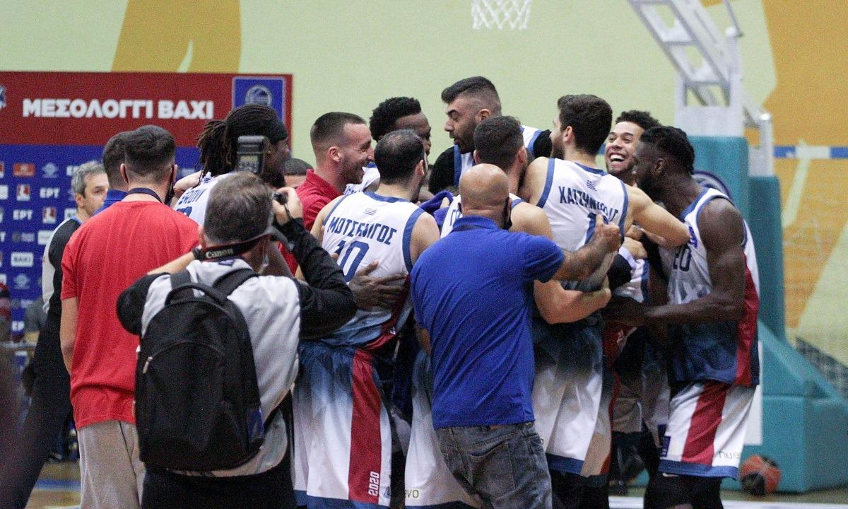 Basket League, 1η Αγωνιστική: Αποτελέσματα και βαθμολογία