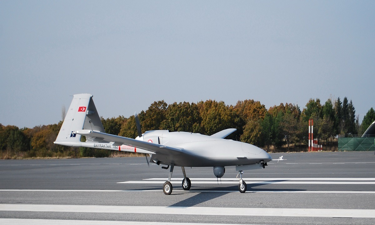 Τουρκία: Πανηγυρίζουν που έγιναν θέμα τα drones τους στην Ελλάδα