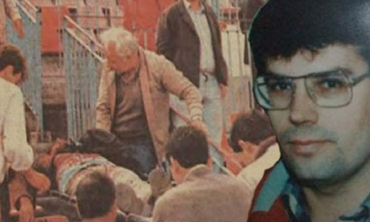 Χαραλαμπος Μπλιώνας: Σαν σήμερα νεκρός στο Αλκαζάρ (vid)