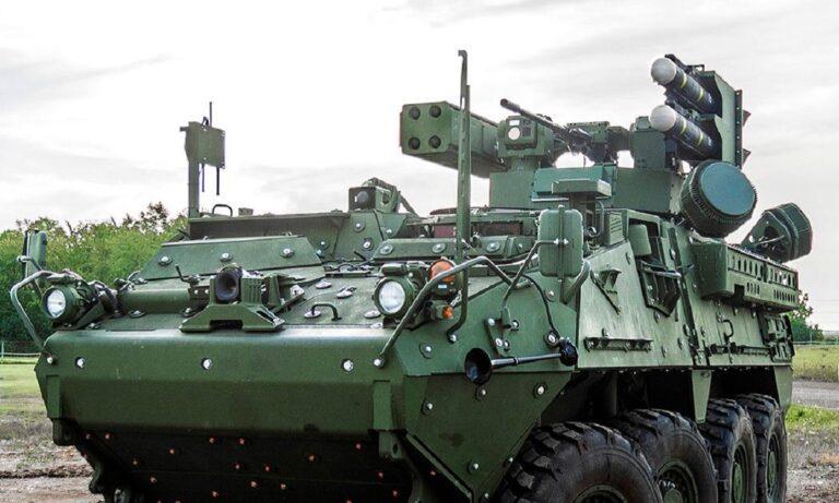 Αντιαεροπορική άμυνα ενάντια σε πολλαπλές απειλές με τα «θηρία» Stryker A1 IM-SHORAD
