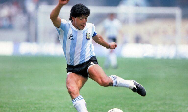 Ντιέγκο Μαραντόνα: Το πρώτο γκολ του «Θεού της μπάλας» (vids)
