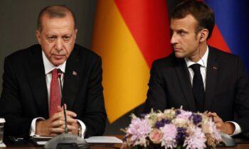 «Αναπόφευκτη» η σύγκρουση Μακρόν - Ερντογάν: Η στάση του Γάλλου προέδρου απέναντι στο πρόβλημα «Τουρκία»