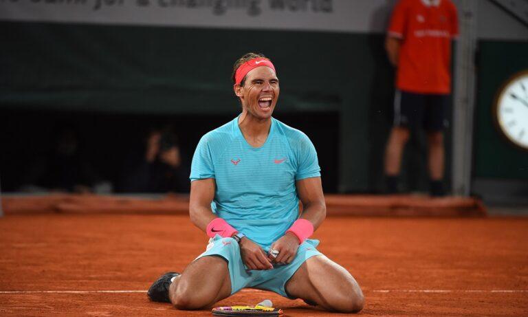 Ναδάλ – Roland Garros: Το εκπληκτικό βίντεο-αφιέρωμα για τις 100 νίκες του (vid)