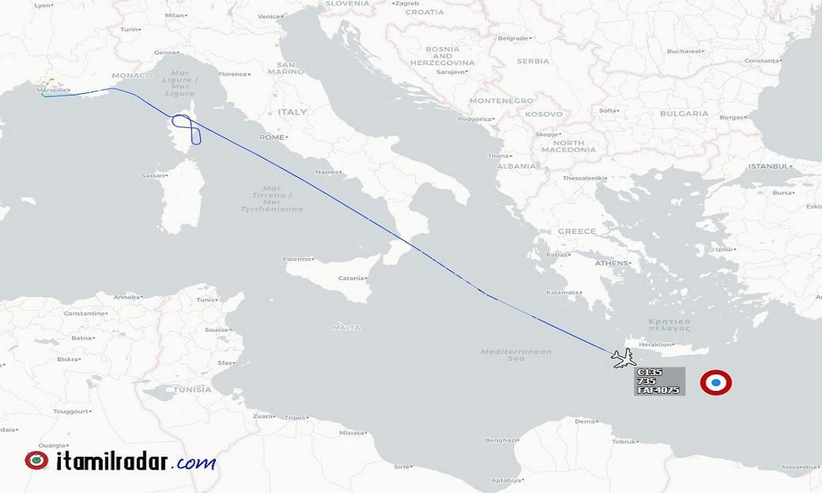 Toυρκία: Νέο ξύλο από τη Γαλλία – Στέλνει Rafale πάνω από το Oruc Reis;