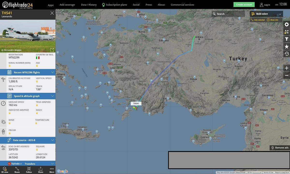 Ελληνικά υποβρύχια: Λύσσαξαν οι Τούρκοι να τα βρουν – Στη Ρόδο το ΑΤR 72 μόλις το πήραν