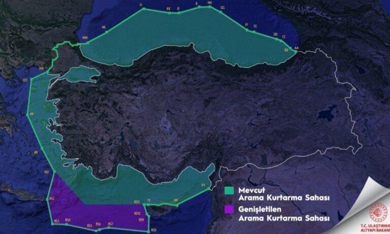Tουρκία: Πάει φουλ για πόλεμο με την Ελλάδα – Αυξάνει την περιοχή έρευνας και διάσωσης