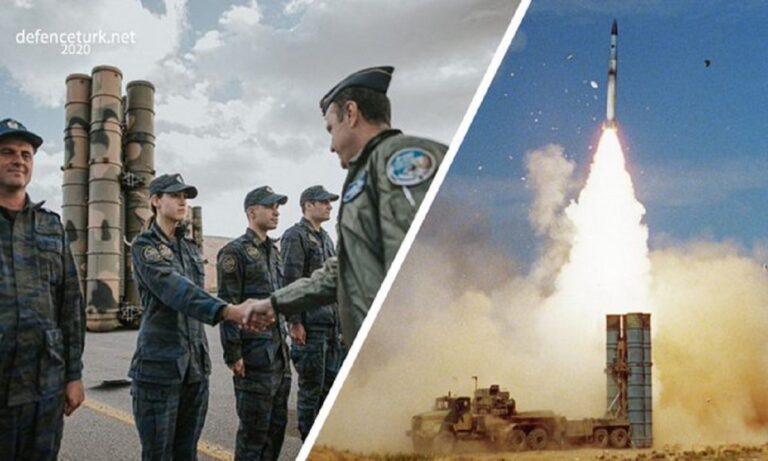 Eλληνοτουρκικά: Φοβούνται οι Τούρκοι την δοκιμή των ελληνικών S-300