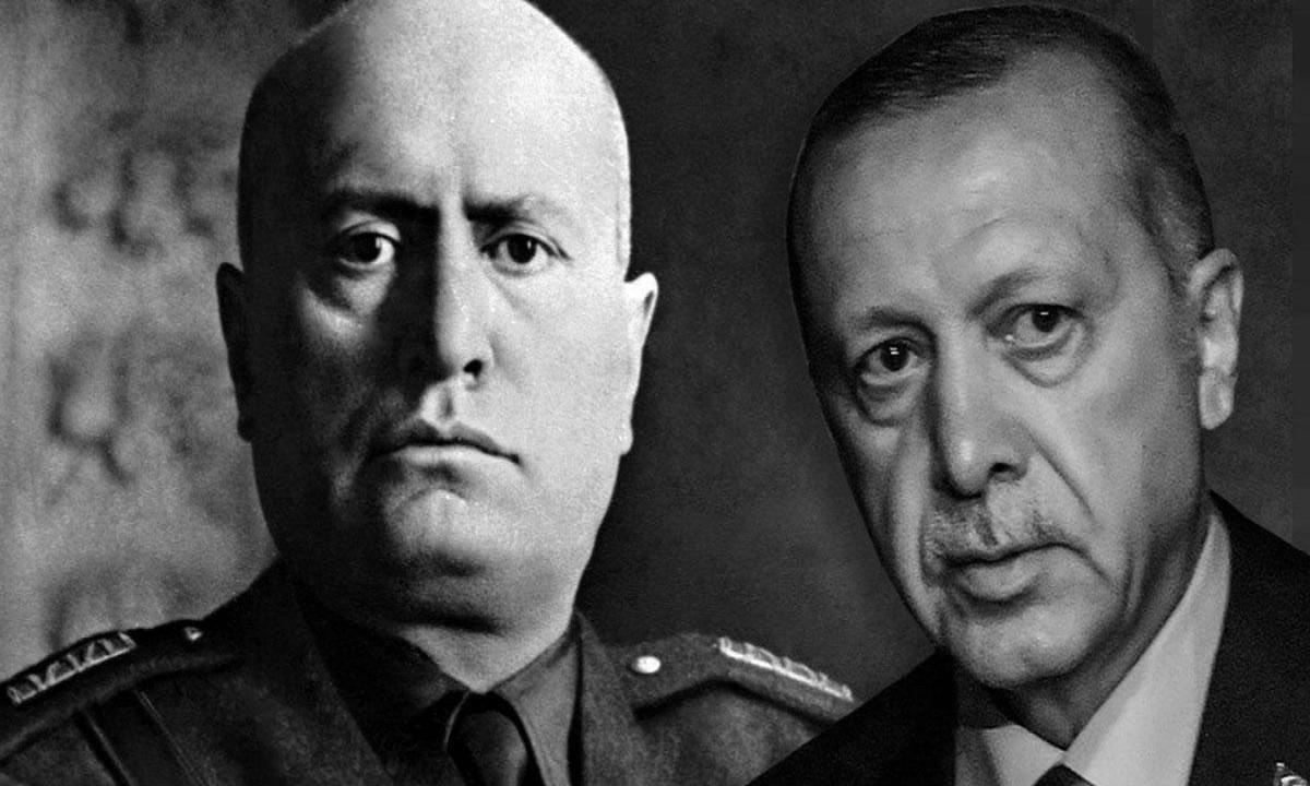 Eρντογάν: Θα χάσει όπως ο Μουσολίνι – Γιατί δεν μπορεί να κερδίσει