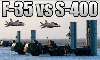 Tουρκία: Το παιχνίδι του ποντικιού με την γάτα παίζουν Ρώσοι και Αμερικάνοι αναφορικά με τους S-400 και τα F-35.