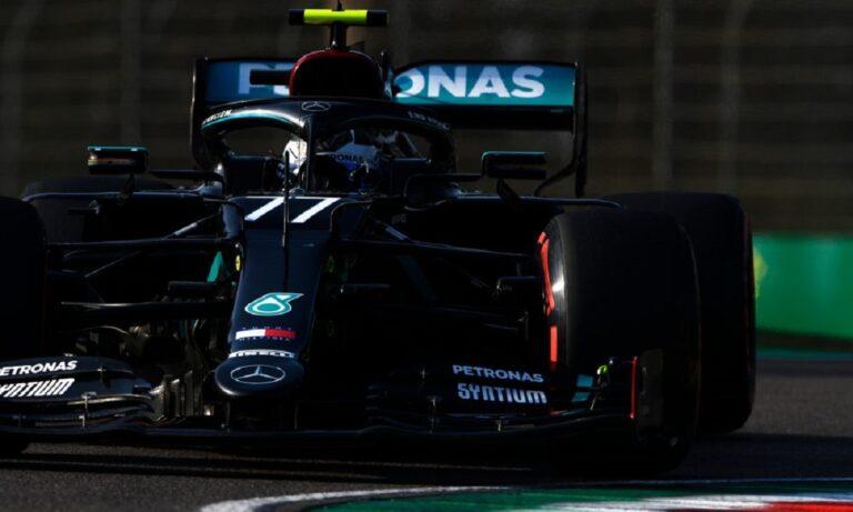 Formula 1: Την pole position στην Ίμολα ο Μπότας