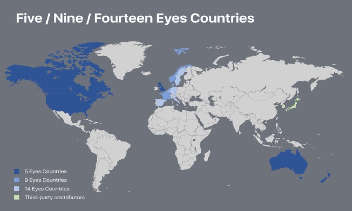 ΗΠΑ: Στη μπούκα την Τουρκία – Μας βάζουν στους 5 Eyes με πλήρη πρόσβαση σε δορυφόρους;