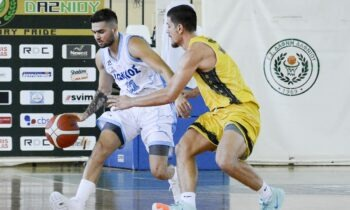 Basket League- Ιωνικός