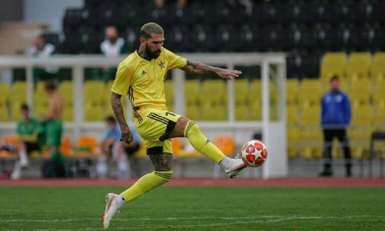 Κολοβός: Έβαλε ωραίο γκολ στη νίκη της Σερίφ (vid)