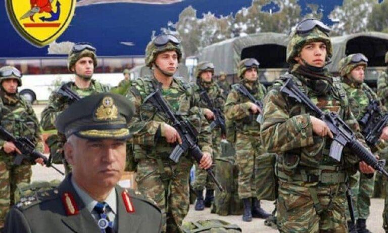 «Μαθήματα Στρατηγικής» των απειλών από το… Στρατηγό Κωσταράκο στα ΒΔ Σύνορα
