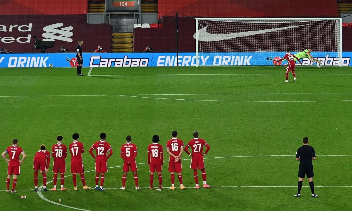 Λίβερπουλ – Άρσεναλ 0-0 (4-5 πέν.): Πρόκριση από τη βούλα