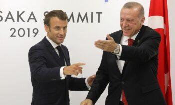 Απηύδησαν με τον Ερντογάν οι Γάλλοι: «Ζητάμε κυρώσεις κατά της Τουρκίας»