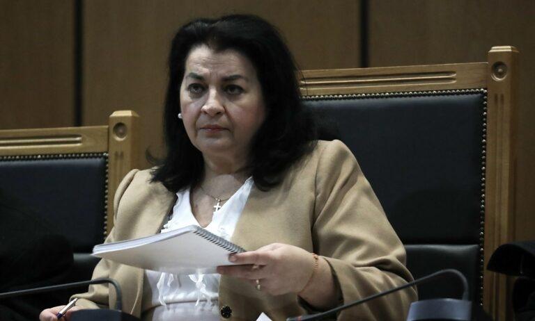 Μαρία Λεπενιώτη: Αυτή είναι η Πρόεδρος του δικαστηρίου που καταδίκασε τη Χρυσή Αυγή