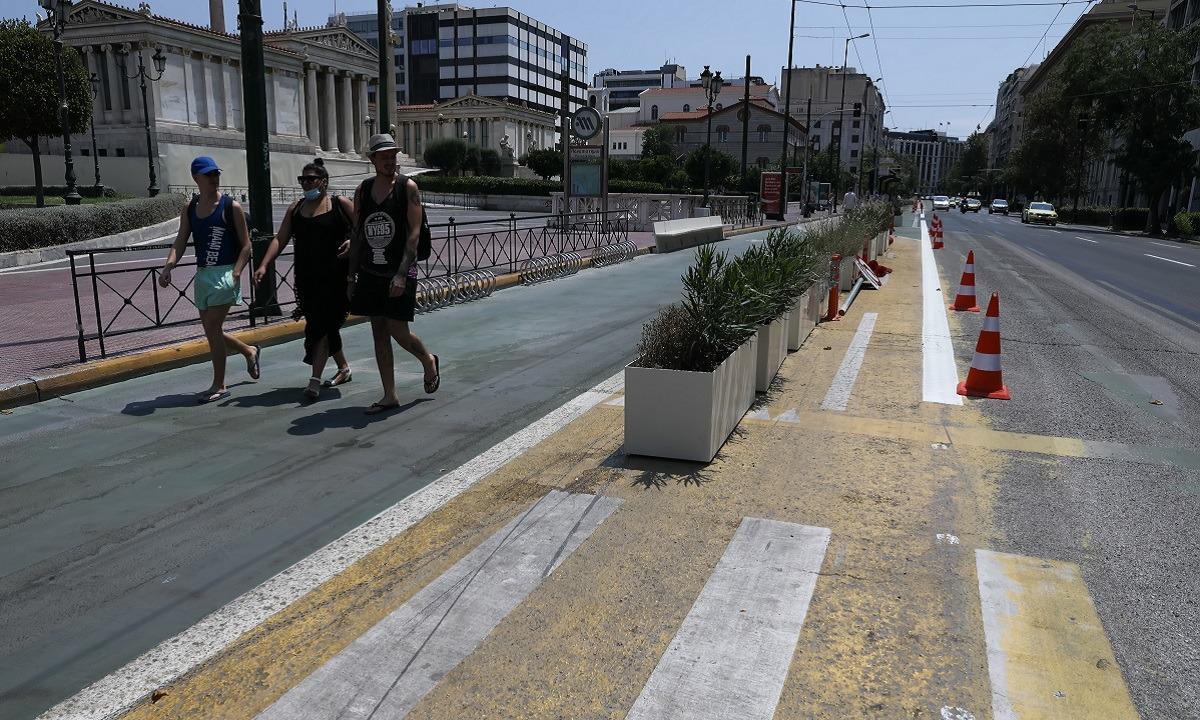 Το ΣτΕ ακύρωσε ΚΥΑ για τον «Μεγάλο Περίπατο της Αθήνας» – Τι απαντά ο Δήμος Αθηναίων (vid)