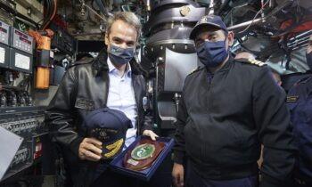 Πάνος Καμμένος: Το «χοντρό καρφί» του για το στρατιωτικό τζάκετ του Μητσοτάκη