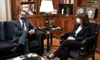 Κυριάκος Μητσοτάκης: Το απόγευμα θα ανακοινώσει τα νέα μέτρα - Ποια μέτρα εξετάζονται