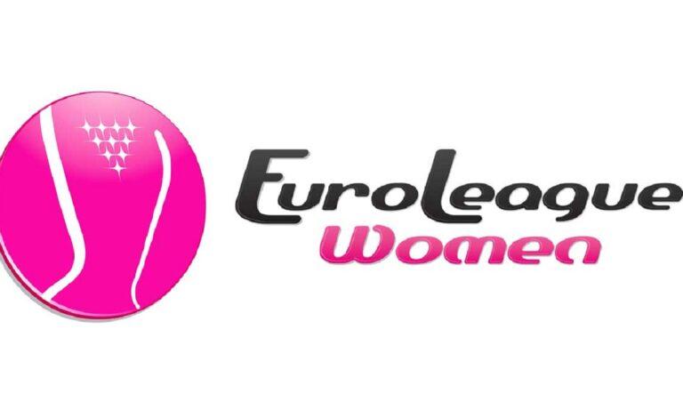 Euroleague γυναικών: Στο πρότυπα του ΝΒΑ, δημιουργήθηκαν δύο «φούσκες»