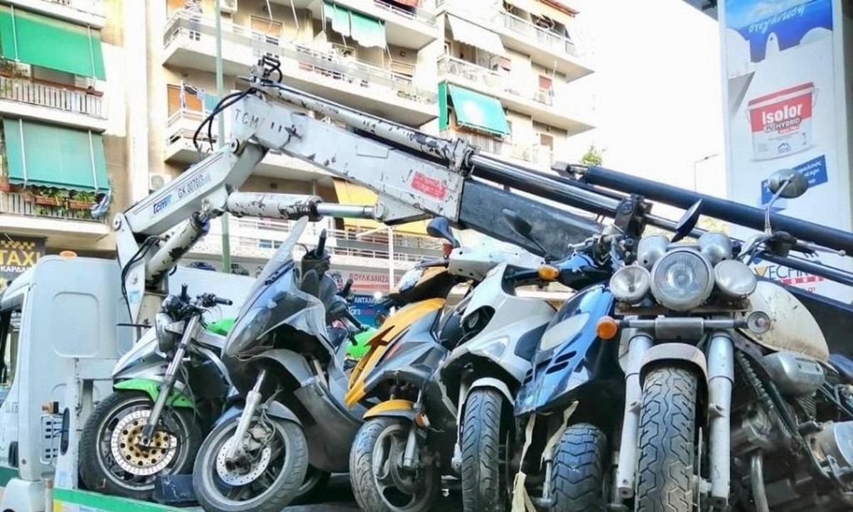 Δήμος Αθηναίων: Απομακρύνθηκαν πάνω από 2.300 εγκαταλελειμμένα οχήματα σε ένα χρόνο
