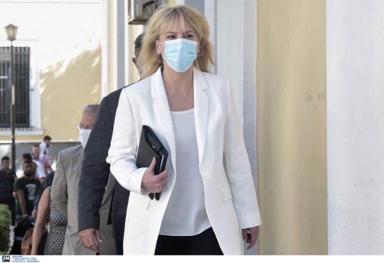 Μάτι: Απολογείται για τη φονική πυρκαγιά η πρώην περιφερειάρχης, Ρένα Δούρου