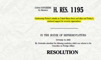 Ελληνοτουρκικά: Ψήφισμα στην Βουλή των Αντιπροσώπων υπέβαλε η Γερουσιαστής Τούλσι Γκαμπάραντ, για την απομάκρυνση της Τουρκίας από το ΝΑΤΟ, σύμφωνα με το BulgarianMilitary.com.