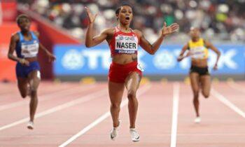Σάλβα Έιντ Νάσερ: Αθωώθηκε από την World Athletics!