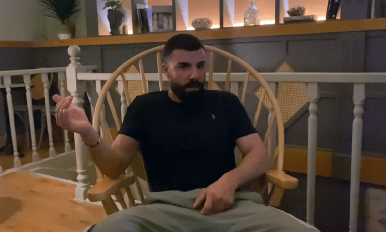 Αντώνης Αλεξανδρίδης Big Brother