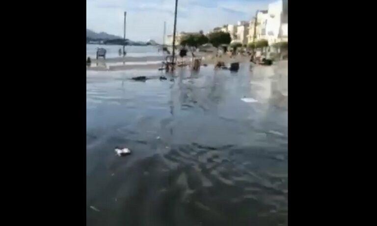 Σεισμός Σάμος: Videos από τις δραματικές στιγμές στο νησί!