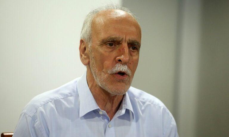 Σεβαστής: Η απάντηση στον Αυγενάκη για την ενίσχυση των σωματείων!