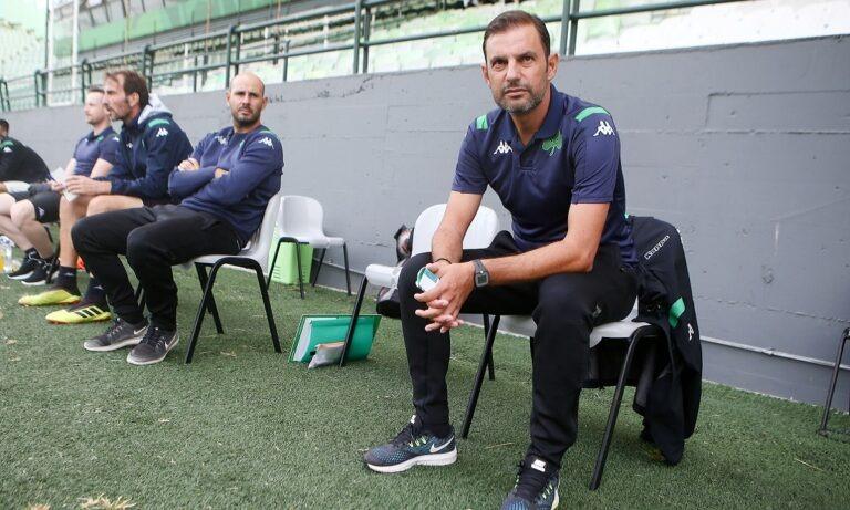 Παναθηναϊκός: Βοηθός προπονητή ο Συλαϊδόπουλος