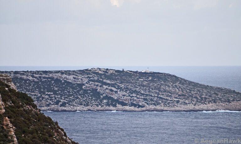Τουρκία: Η Στρογγύλη στόχος της Άγκυρας – Το νησί κλειδί για τις ΑΟΖ Ελλάδας – Κύπρου