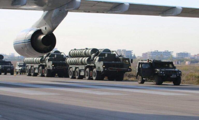 Toυρκία: Γκρίνια από τους Τούρκους επειδή δεν είδαν οι S-400 τα ελληνικά F-16