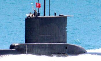 Τουρκικά υποβρύχια: Τον αέρα των τουρκικών υποβρυχίων έχουν πάρει τα ελληνικά ανθυποβρυχιακά μέσα, γνωρίζοντας τα δρομολόγια και τις κρυψώνες τους.