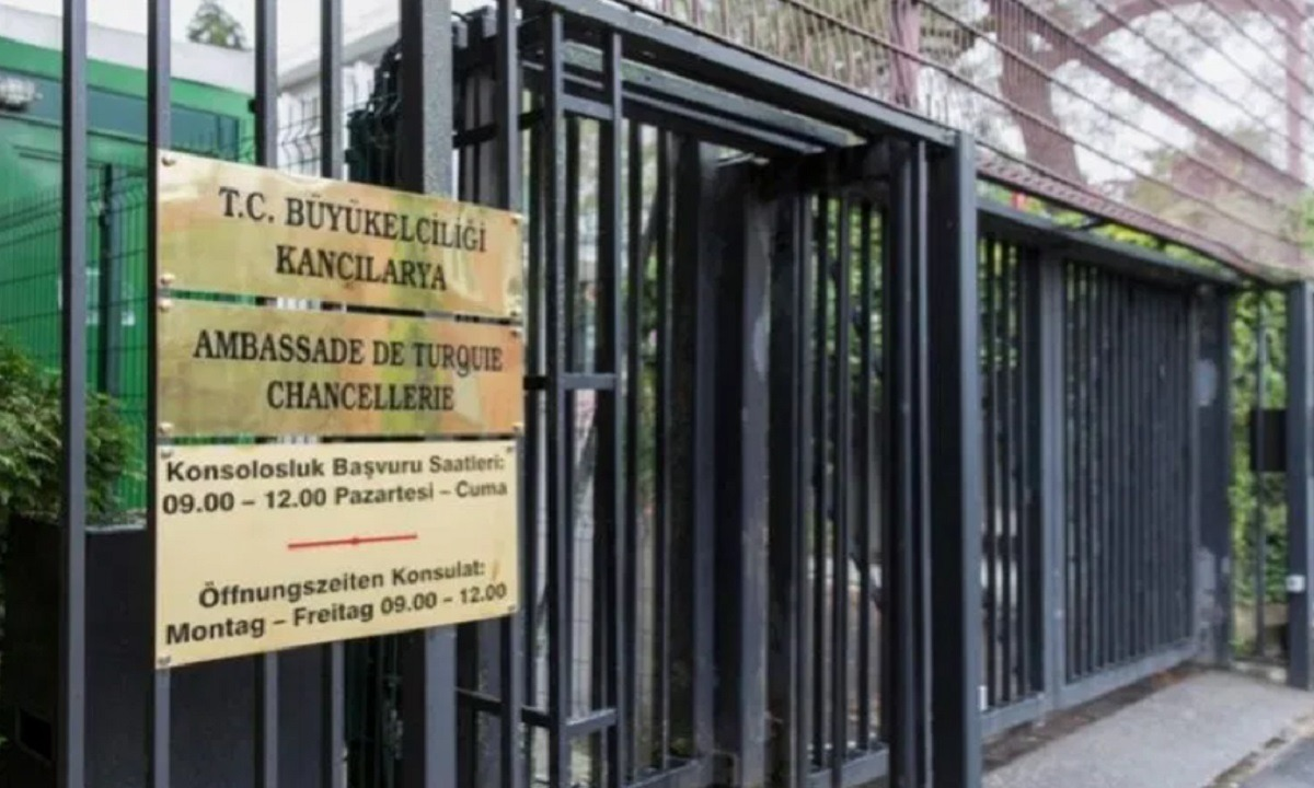 Toυρκία: Τούρκοι διπλωμάτες στην Ελβετία κατηγορούνται για κατασκοπία