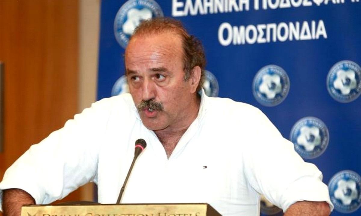 Τζώρτζογλου: «Ο Αυγενάκης προσέβαλε τα σωματεία και τους ερασιτέχνες παράγοντες»