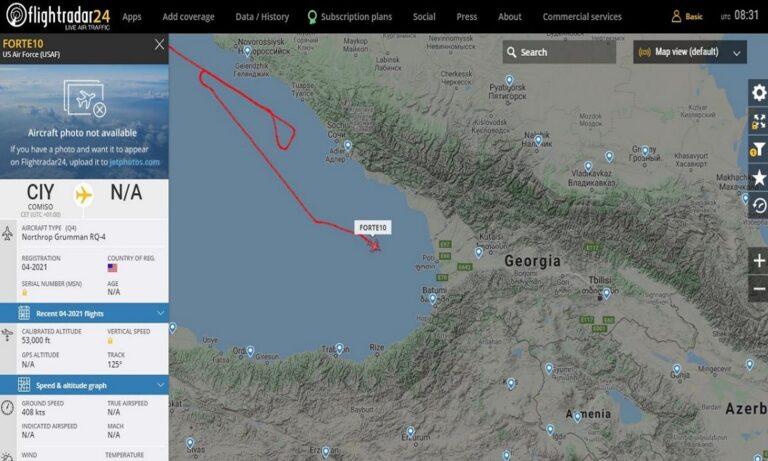 Nαγκόρνο Καραμπάχ: Αμερικανικό ιπτάμενο υπερ-ραντάρ σκανάρει την περιοχή