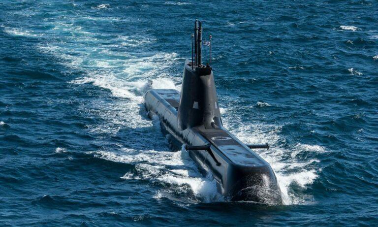 Κυνήγι υποβρυχίων: Έτσι εντόπισε ο ελληνικός στόλος τα τουρκικά υποβρύχια (vid)