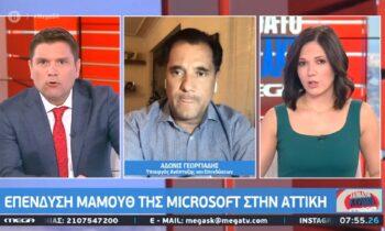 Γεωργιάδης: «Με την αλλαγή του Ποινικού Κώδικα ο Τσίπρας προσέφερε στην Χρυσή Αυγή ευνοϊκότερες ποινές»