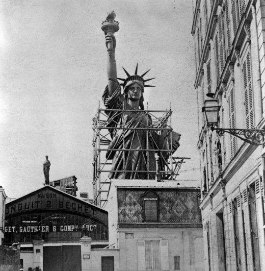 Άγαλμα της Ελευθερίας ΗΠΑ