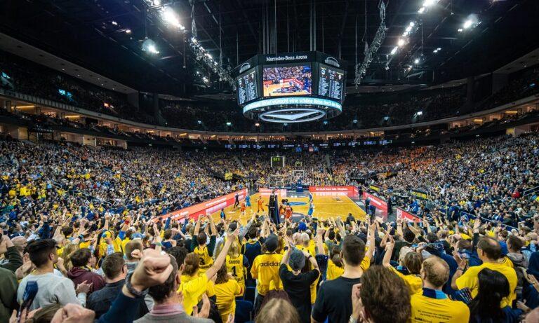 Άλμπα: Με 700 οπαδούς στα παιχνίδια του Οκτωβρίου στην Euroleague