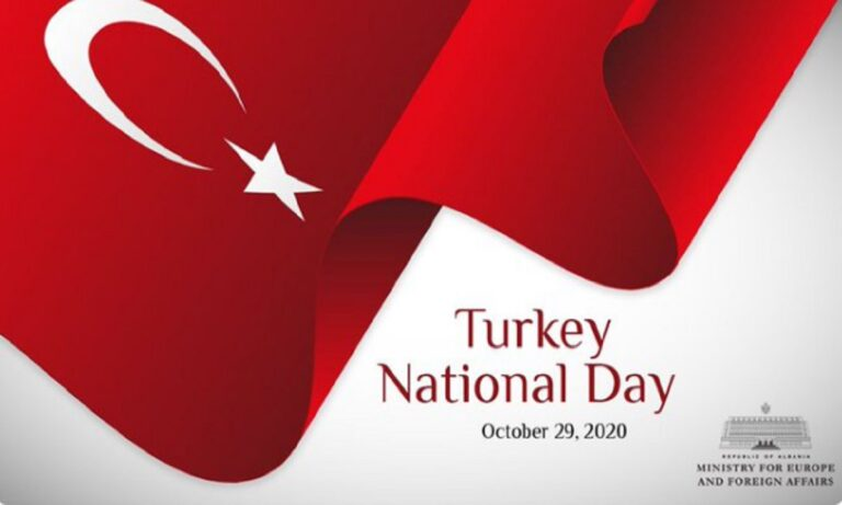 28η Οκτωβρίου: Αλβανικό ατόπημα – Ευχήθηκαν στην Τουρκία όχι όμως στην Ελλάδα