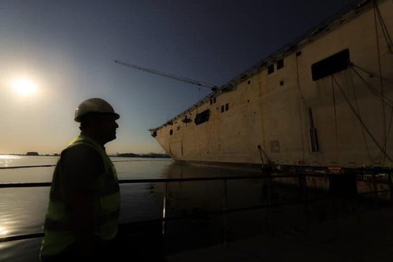 Oruc Reis: Οι Τούρκοι φοβούνται ότι τα ελληνικά υποβρύχια θα βυθίσουν το TCG Anadolu